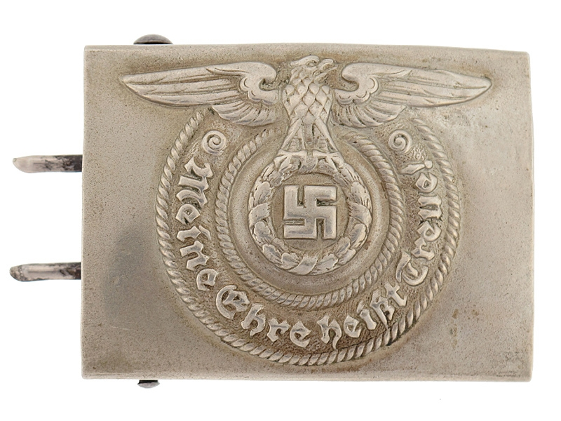eMedals-SS EM Belt Buckle by O and C