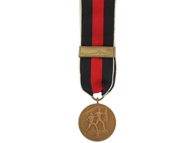 eMedals-1. Oktober 1938 Commemorative Medal