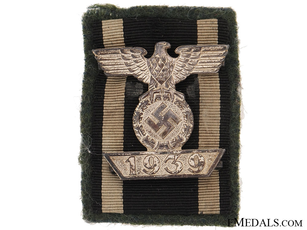 eMedals-Clasp to Iron Cross Second Class