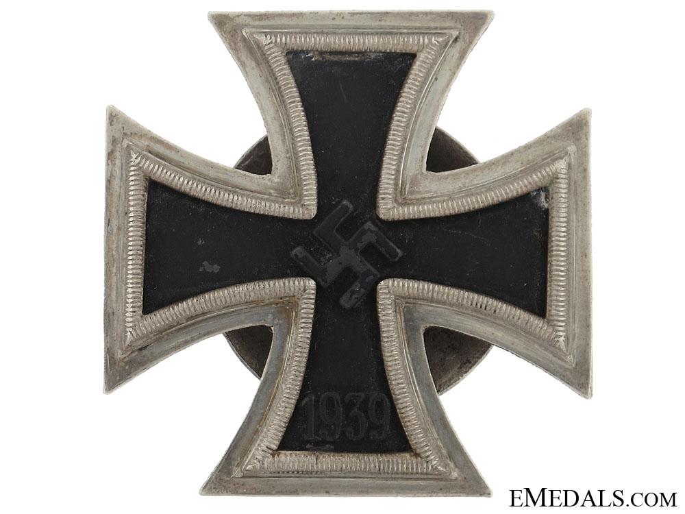 eMedals-Iron Cross First Class 1939  Juncker
