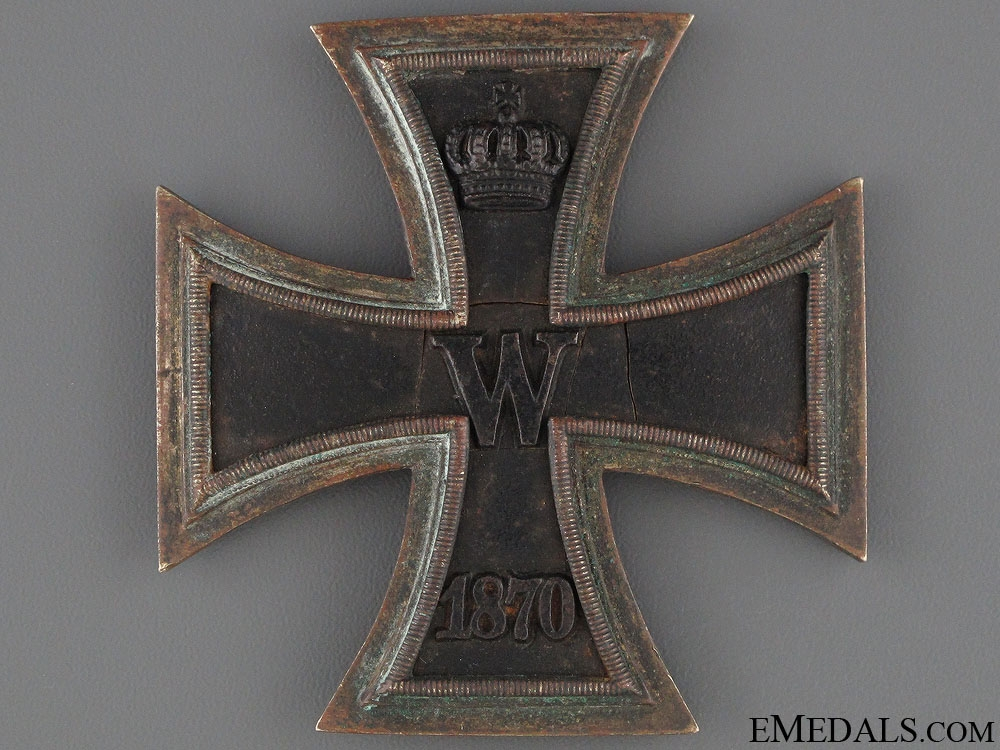 eMedals-Grand Cross of The Iron Cross 1870