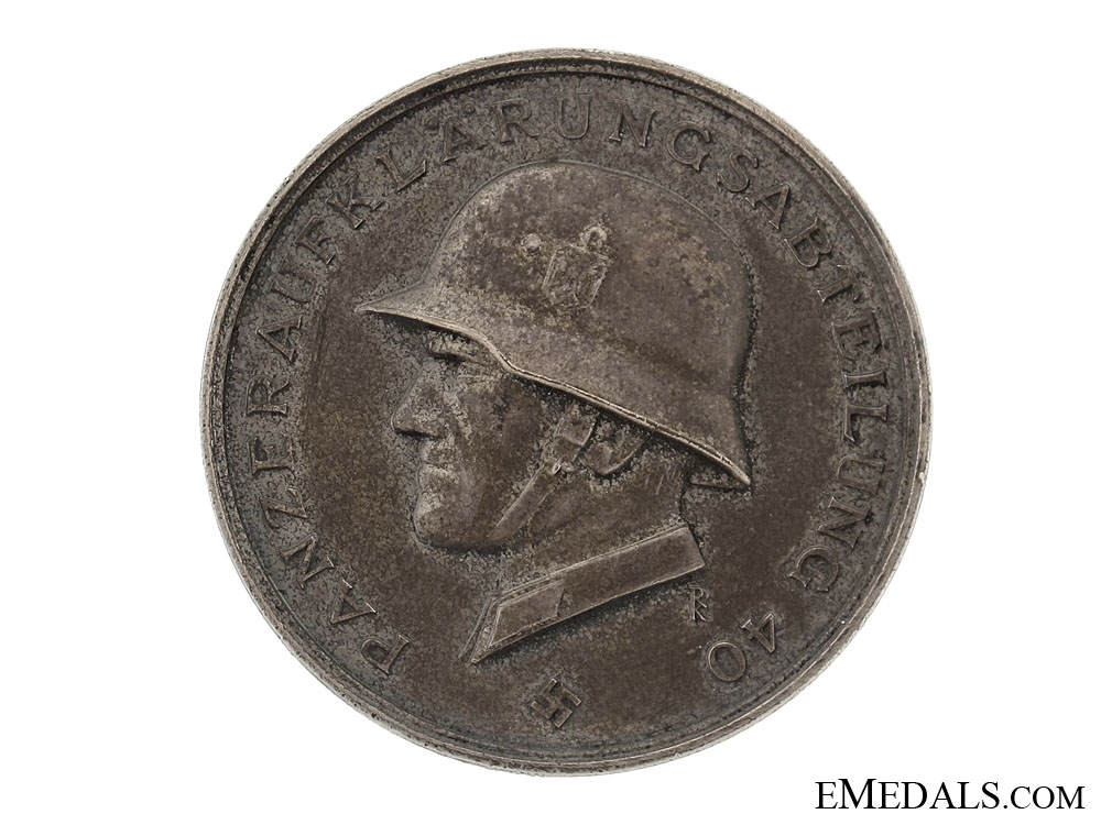eMedals-Medal of the 14. Panzer Division