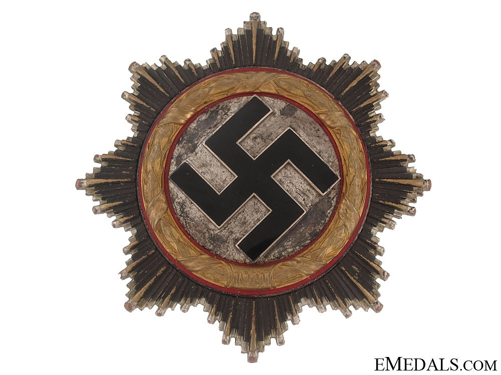 eMedals-German Cross in Gold