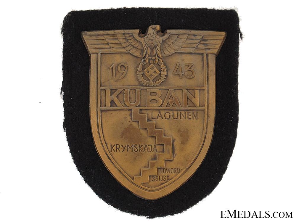 eMedals-Kuban Shield  Panzer Units