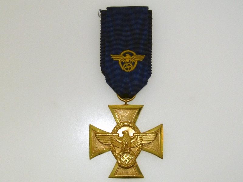 eMedals-Police Long Service Cross First Class,