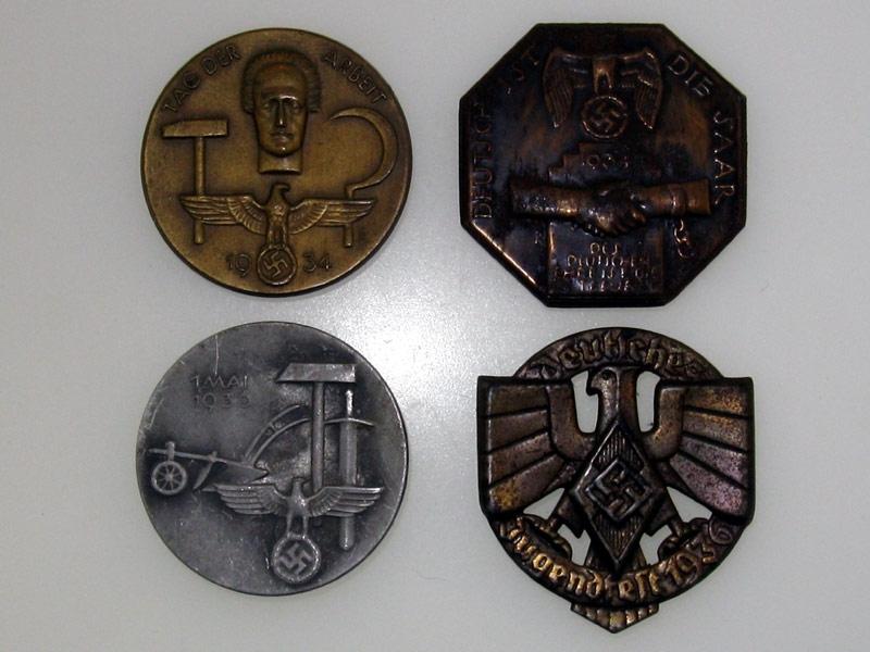 eMedals-Four Tinnies,