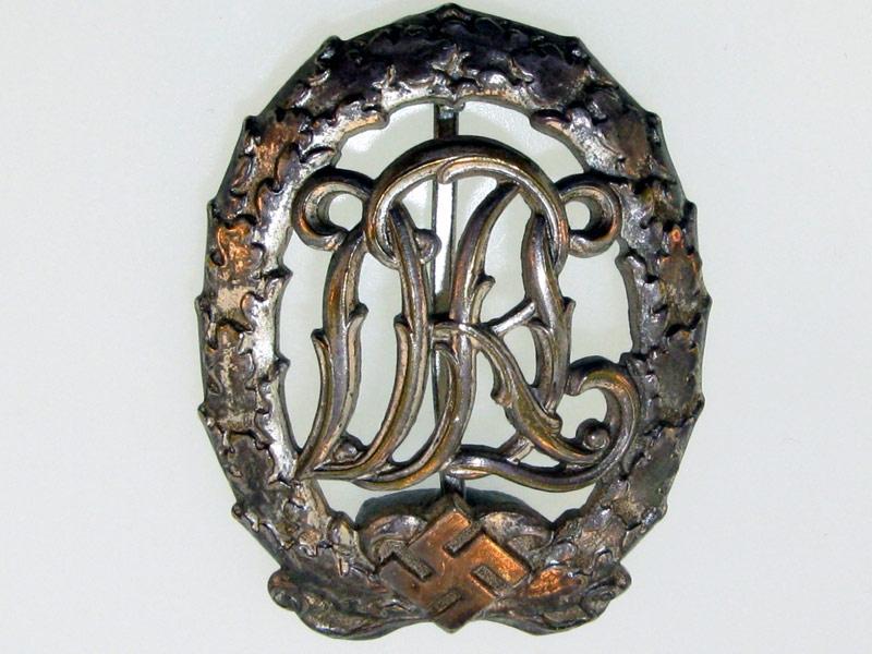 eMedals-DRL Badge Silver Grade
