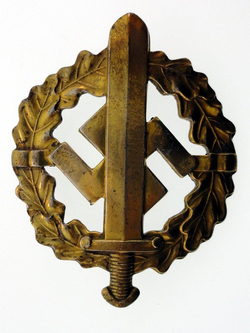 eMedals-SA Bronze Sports Badge