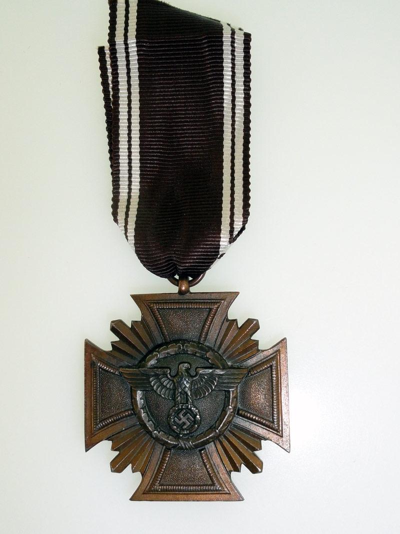 eMedals-NSDAP Long Service Award