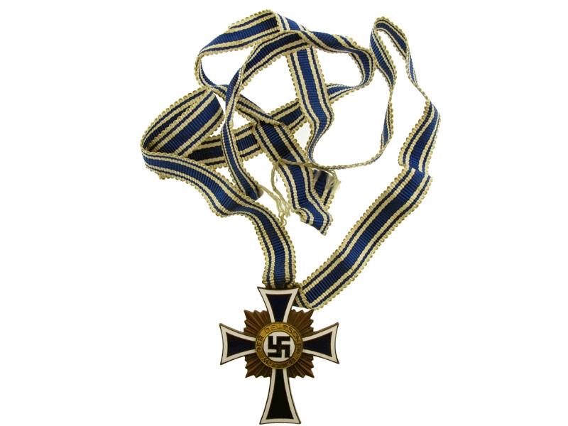 eMedals-Mother's Cross Bronze Grade