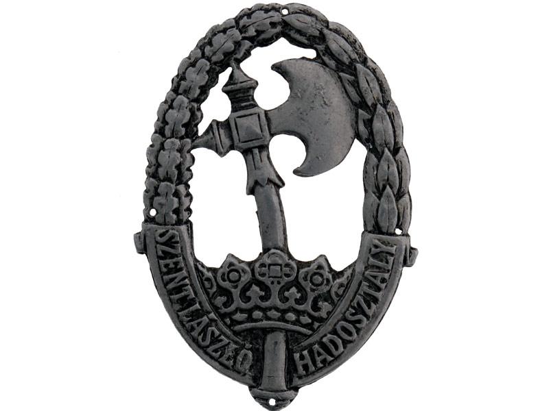 eMedals-Szent Làszló Infantry Division Badge