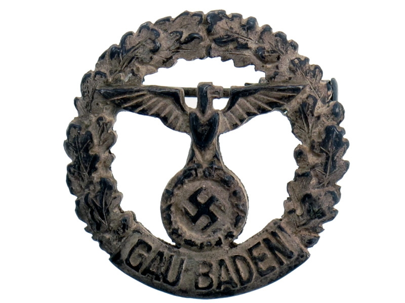 eMedals-GAU Honor Badge Baden