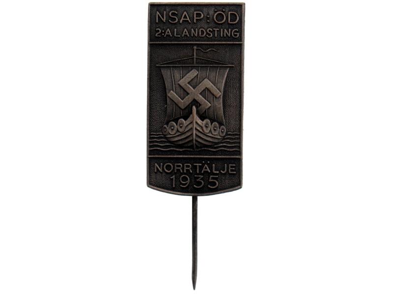 eMedals-1935 NSAP Stick Pin