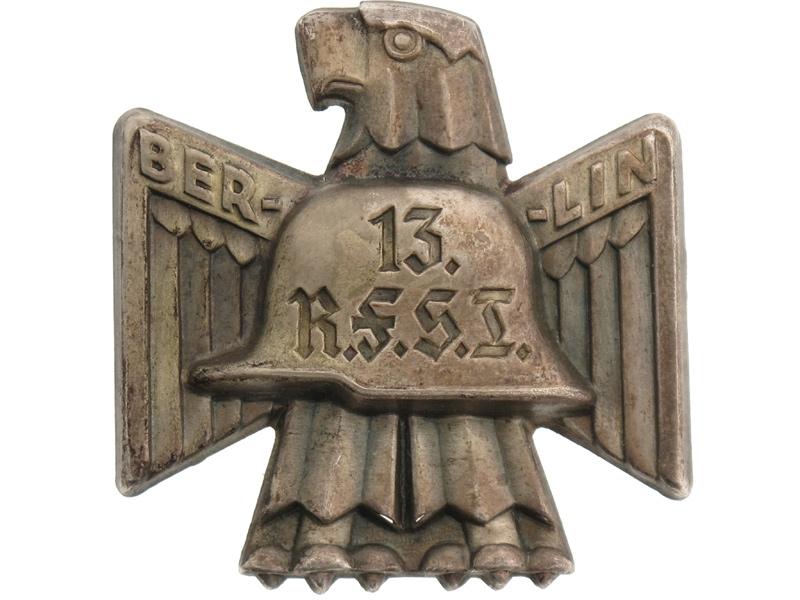 eMedals-13 RFST (Reichsfrontsoldatentag) Berlin