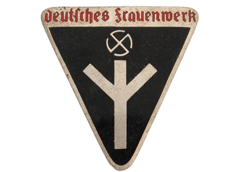 eMedals-Membership Badge of the Frauenwerk