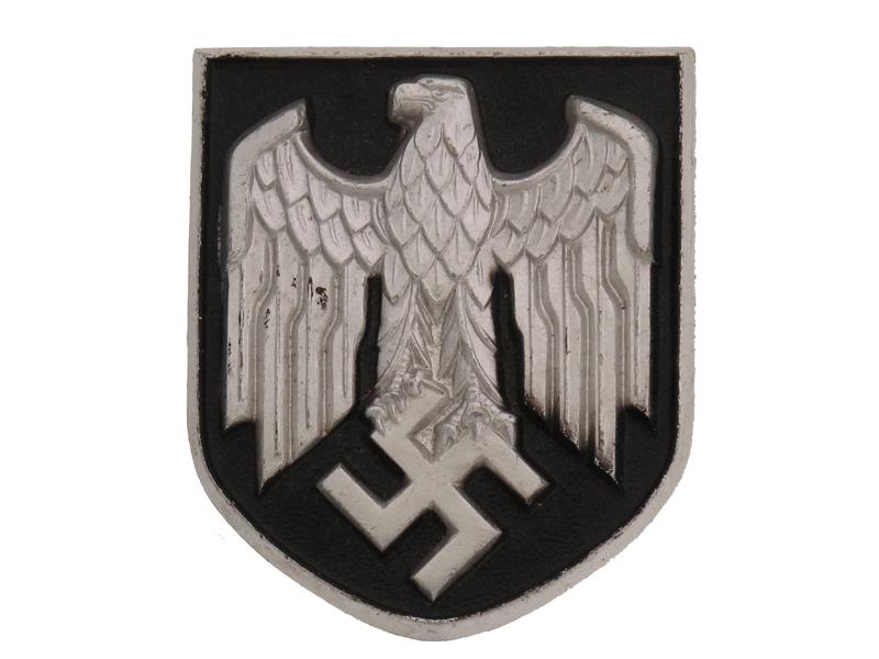 eMedals-Army Pith Helmet Shield