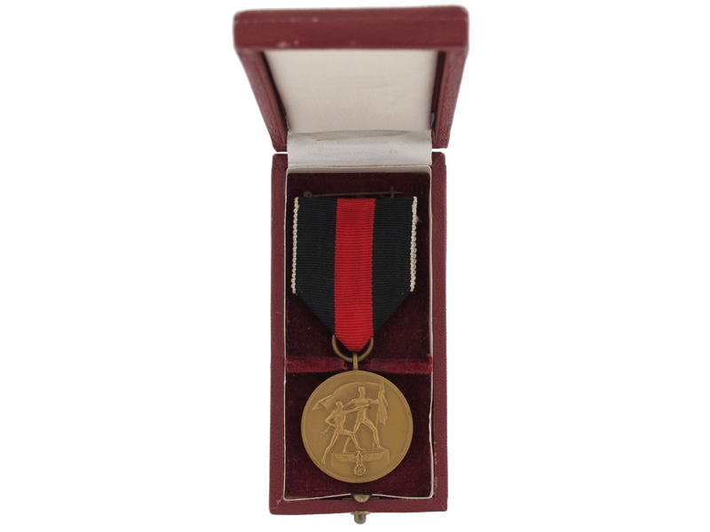 eMedals-Commemorative Medal 1. October 1938