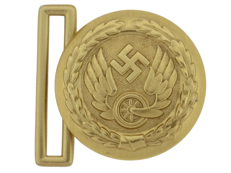 eMedals-Buckle- Railway Official 1940