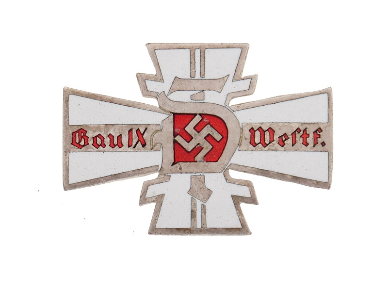eMedals-Sport union GAU IX Westfalia Badge