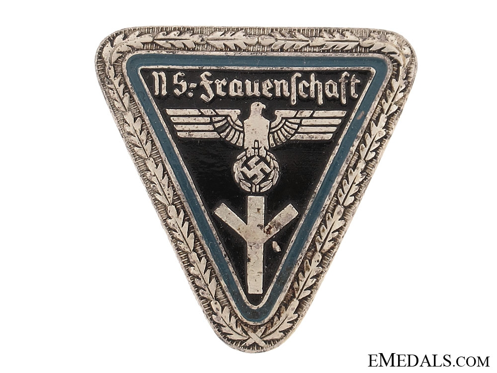 eMedals-Nationalsozialistische Frauenschaft Badge