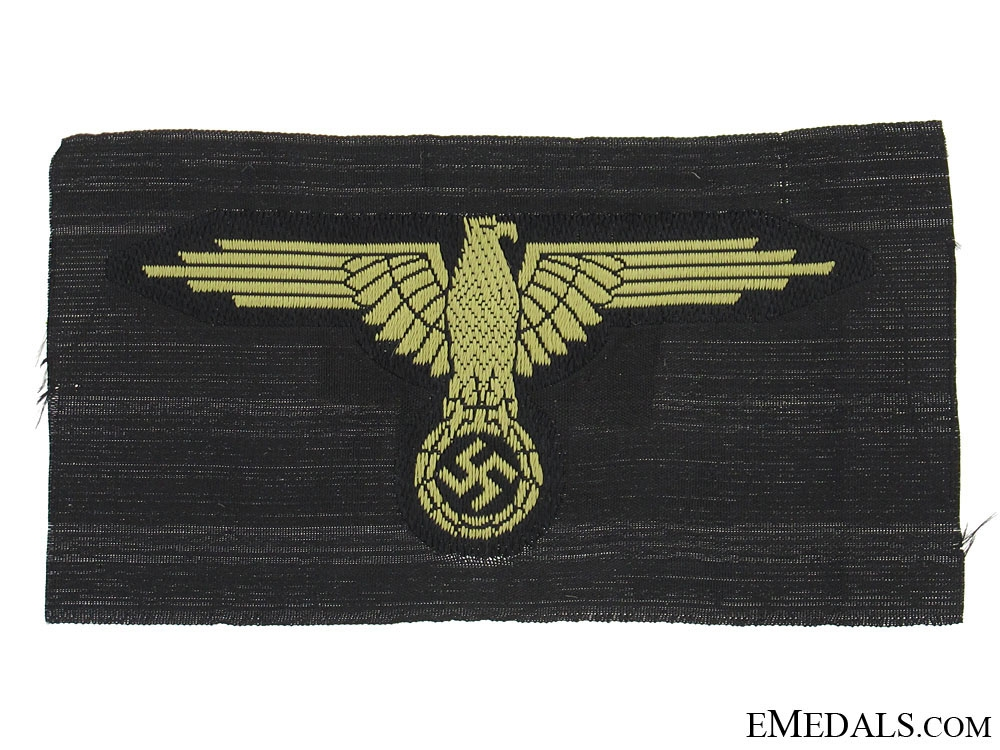 eMedals-Waffen-SS Tropical Sleeve Eagle