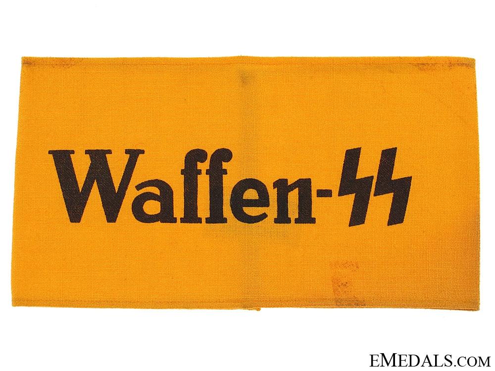 eMedals-Waffen-SS Armband