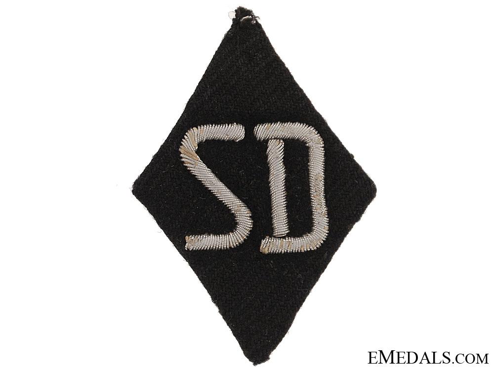 eMedals-SD  NCOs Sleeve Diamond Insignia
