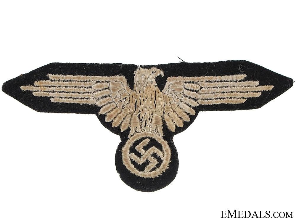 eMedals-SS EM/NCO's Sleeve Eagle