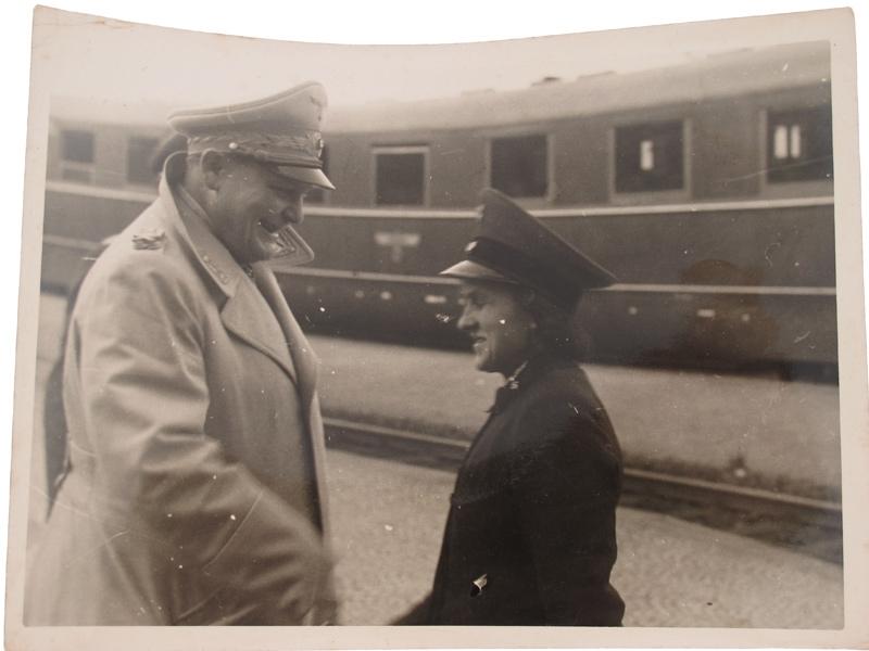 eMedals-Unpublished Photos, Hermann Göring,