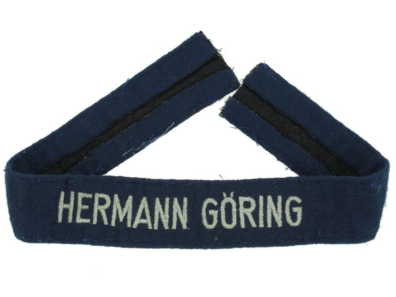 eMedals-Hermann Göring Division Cufftitle