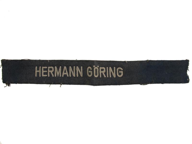eMedals-Hermann Göring Cufftitle