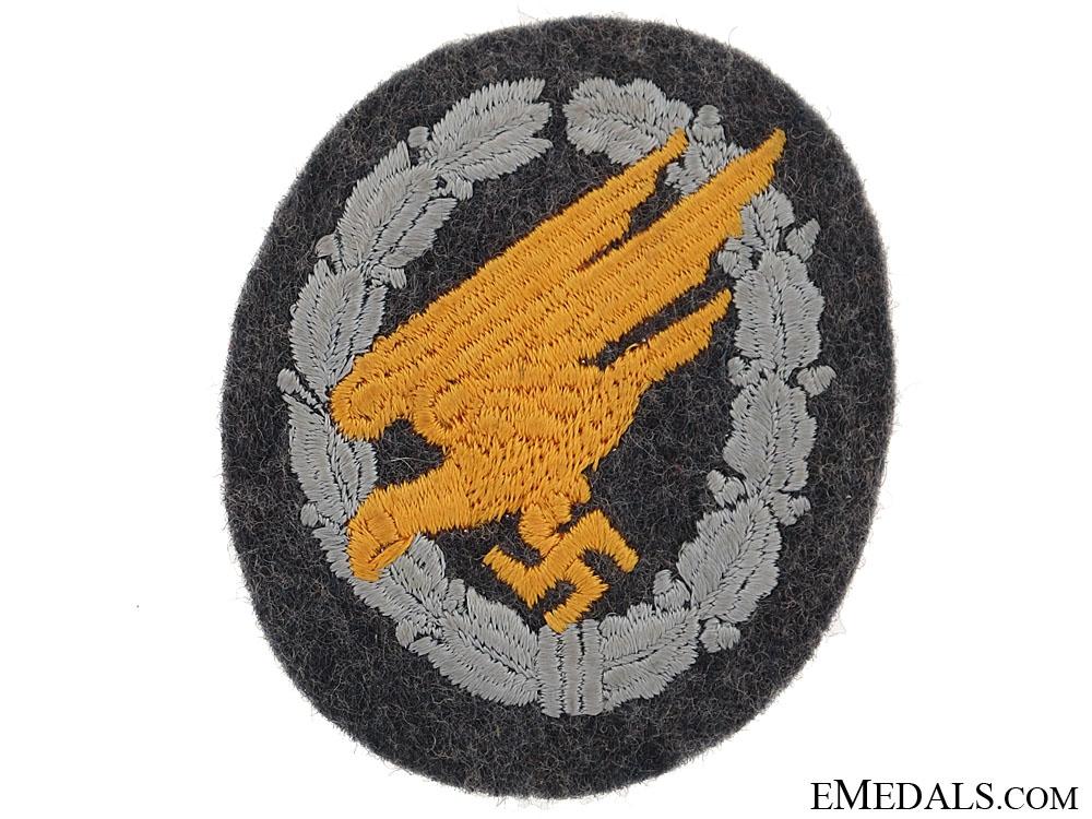 eMedals-Paratroop Badge