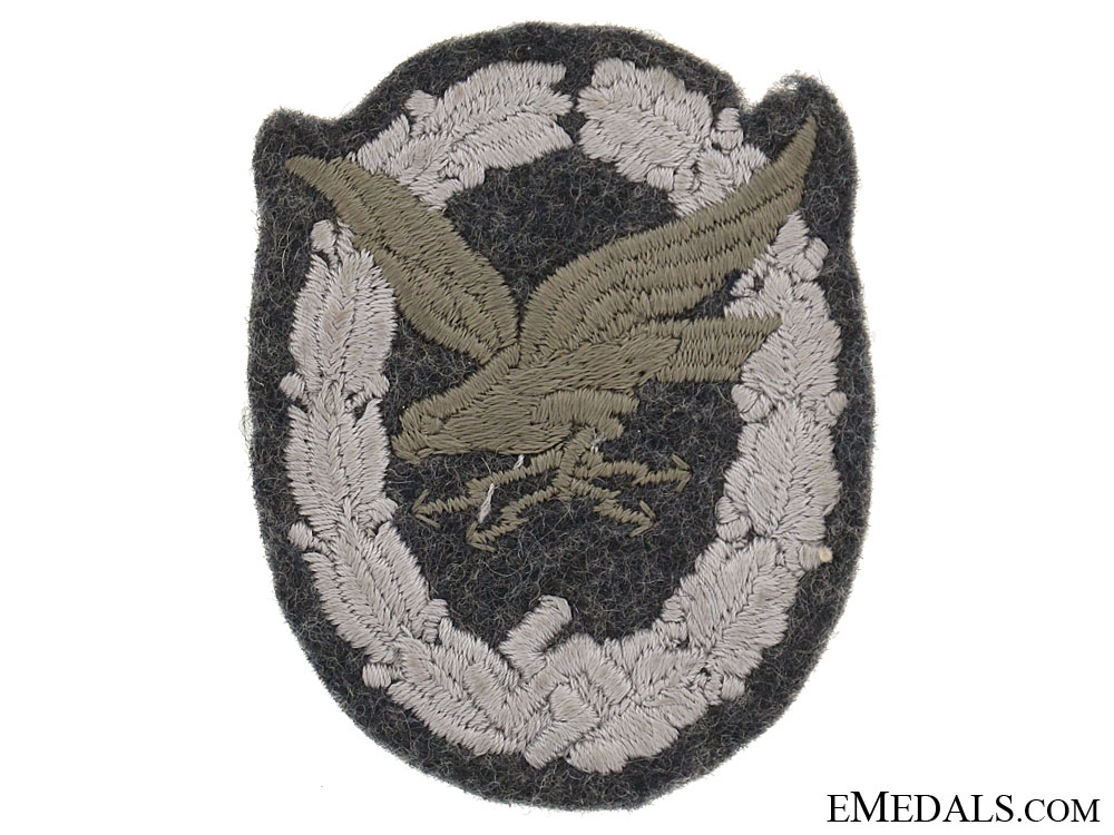 eMedals-The Radio Operator & Air Gunner Badge