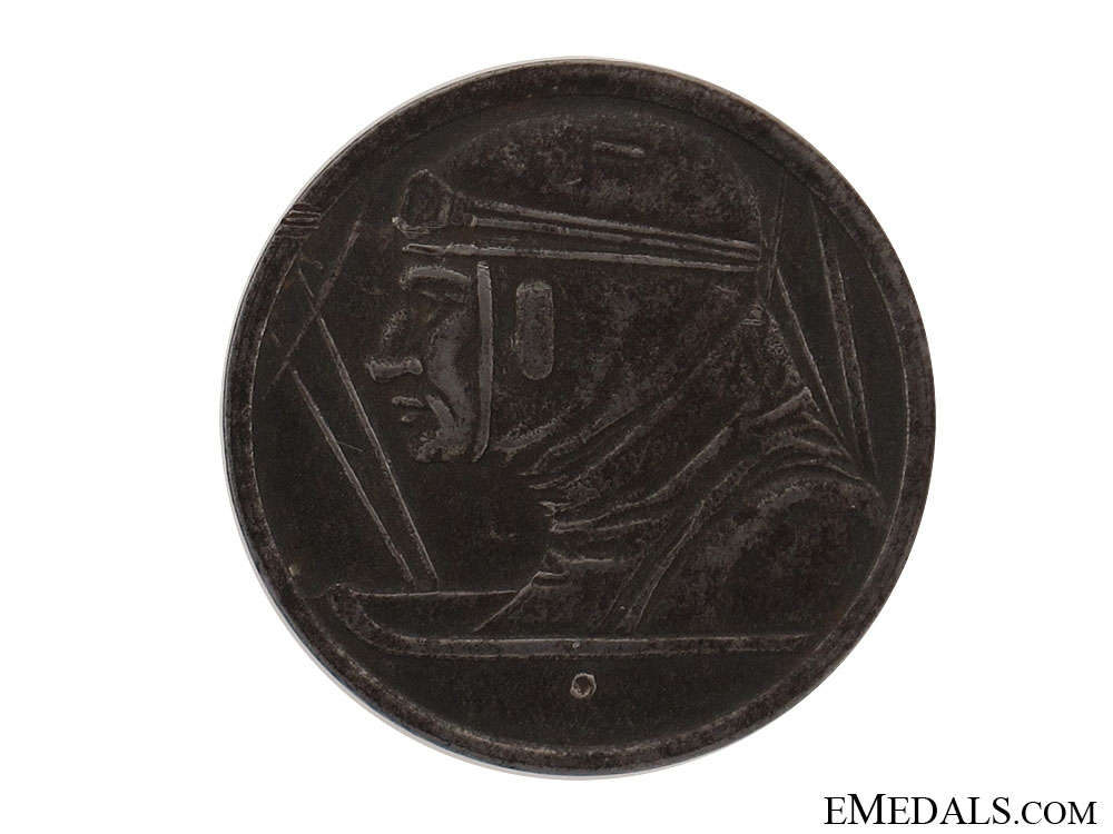 eMedals-Mark Coin, with Pilots Profile
