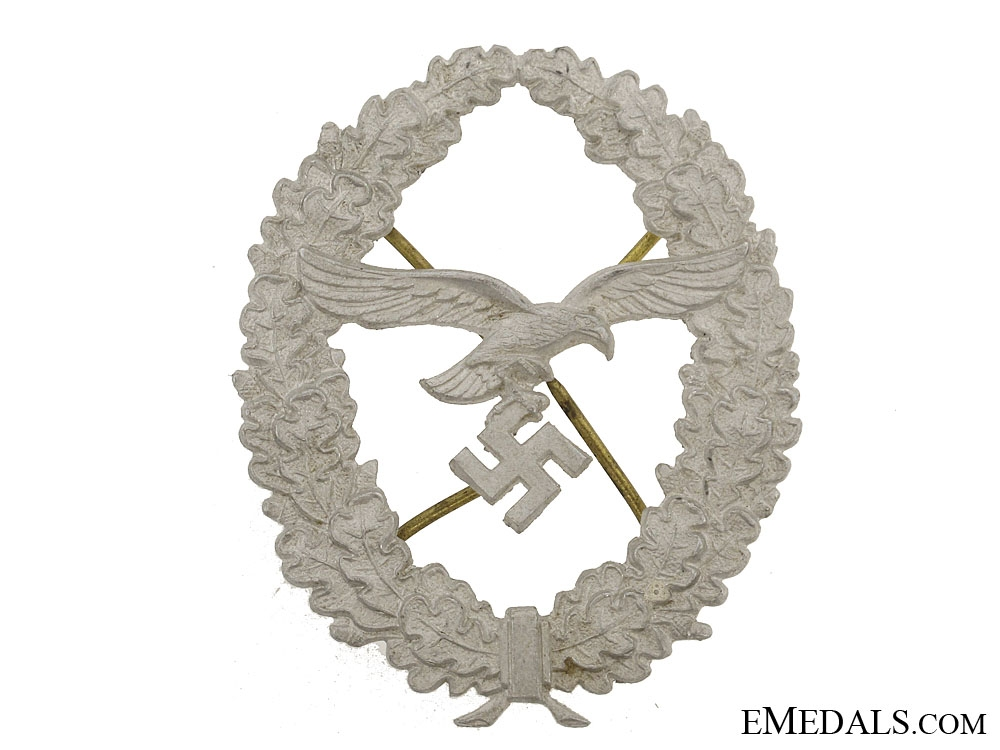 eMedals-Shield for Luftwaffe Marksmans Lanyard