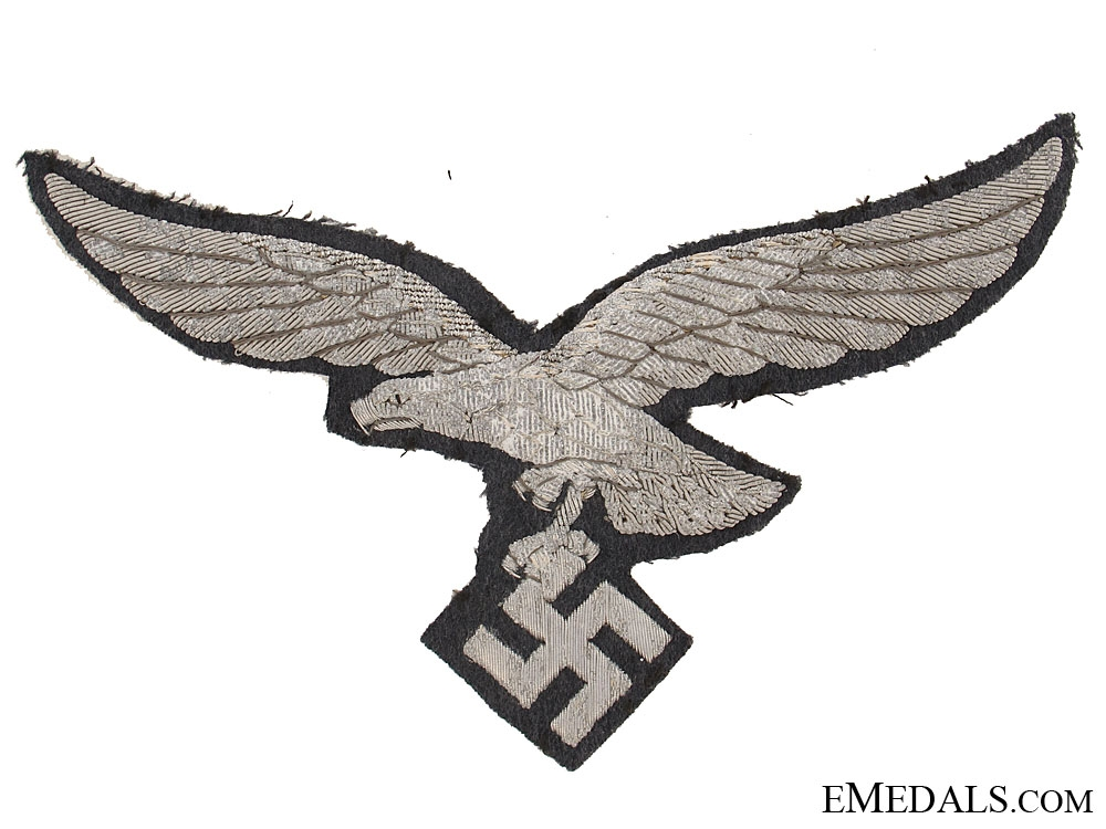 eMedals-Breast Eagle for Luftwaffe Officers Overcoat