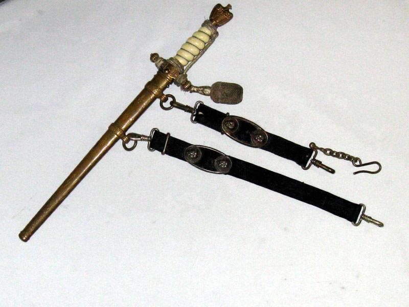 eMedals-Naval Dagger, C. Eickhorn