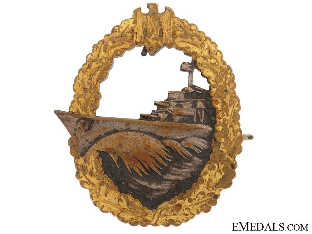 eMedals-Destroyer War Badge