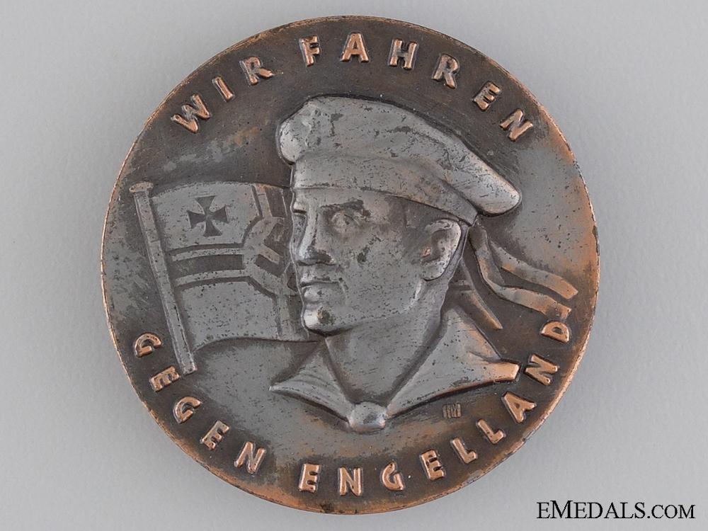 eMedals-Grossadmiral Raeder Table Medal