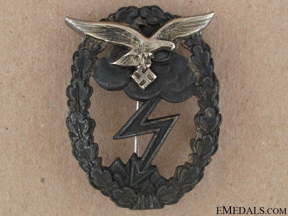 eMedals-Ground Assault Badge - Unmarked Juncker