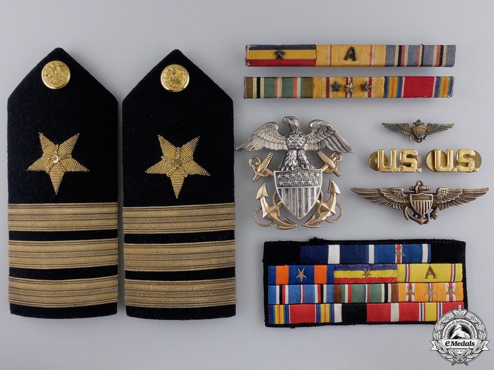 eMedals-Group to Navy Cross Recipient Commander Kent Manning Cushing