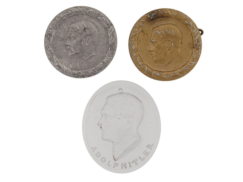 eMedals-Three AH Badges