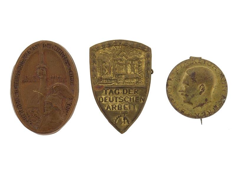 eMedals-Three Badges