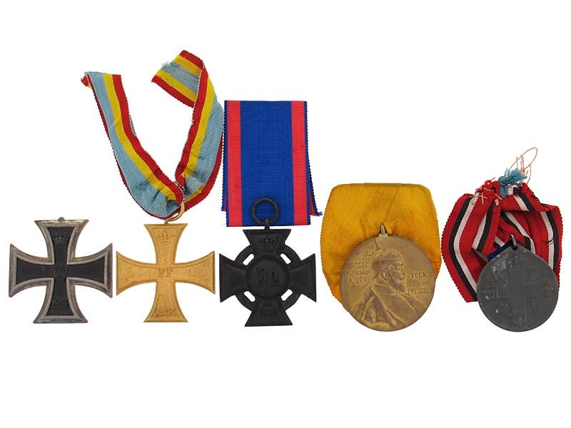 eMedals-Five Awards