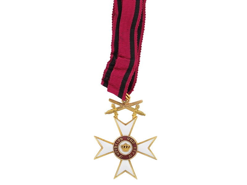 eMedals-Wurttemberg, Order of the Crown,