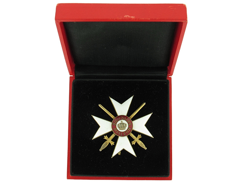 eMedals-Wurttemberg, Officer's Cross
