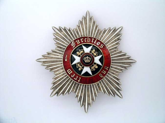 eMedals-WURTTEMBERG, ORDER OF THE CROWN 1864-1918