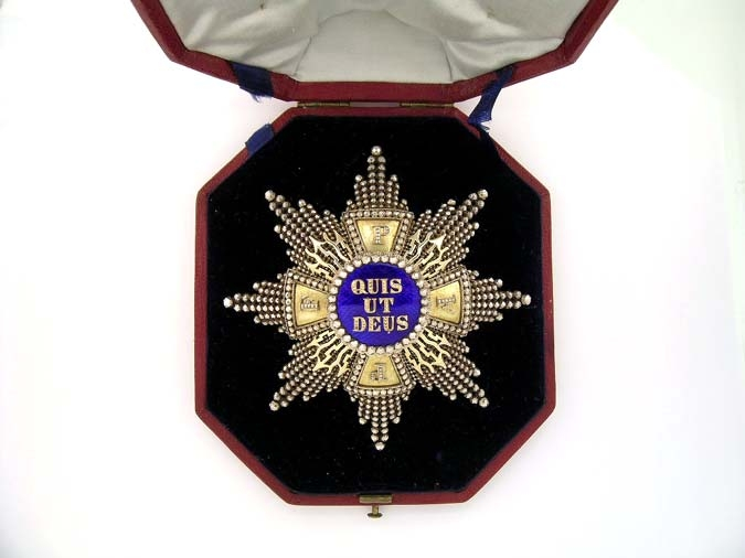 eMedals-BAVARIA, Merit Order of St. Michael