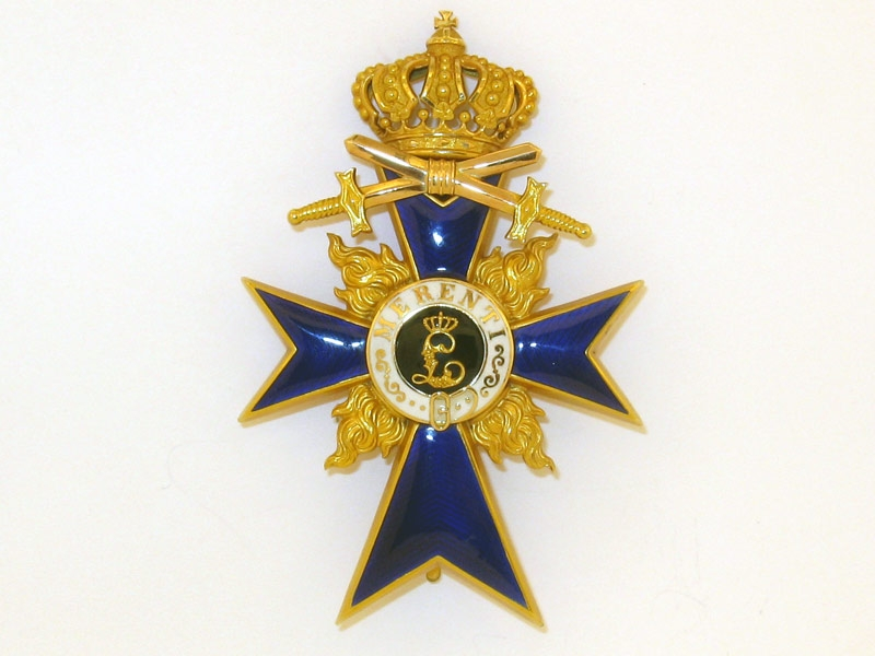 eMedals-Bavaria, Order of Military Merit,