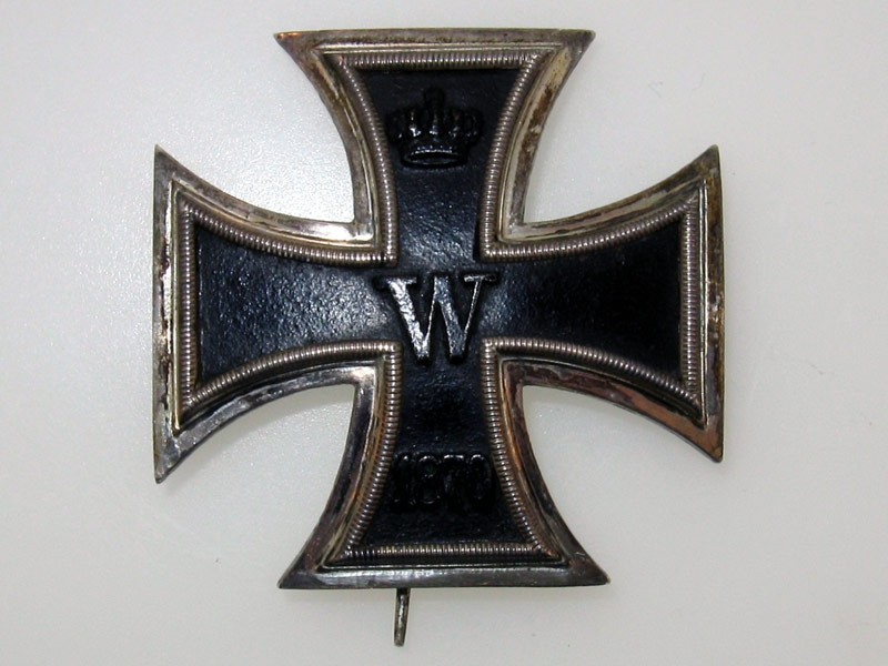 eMedals-Iron Cross First Class 1870